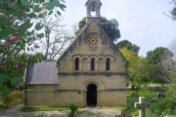 Holy Trinity Church, Belvidere, Knysna, Garden Route, Western Cape