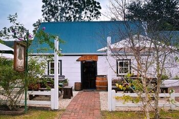 Bell Pub, Knysna, Garden Route
