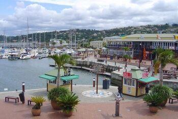 Knysna Waterfront, Knysna, Garden Route, Western Cape