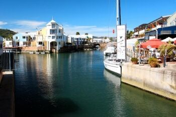 Knysna Harbour and Knysna Quays, Garden Route