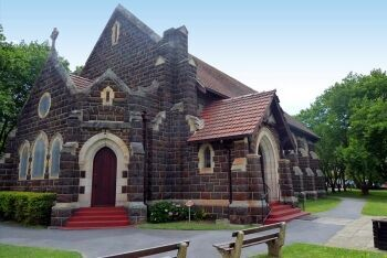 St George\'s Anglican  Church, Knysna, Garden Route